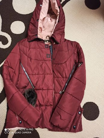 Куртка зимняя тепла