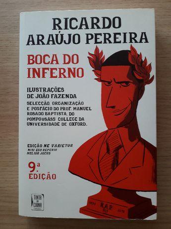 Crónicas da Boca do Inferno de Ricardo Araújo Pereira
