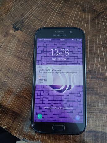 Samsung Galaxy A5 2017 sprawny cały