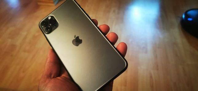 IPhone 11 pro max 64GB, stan bardzo ładny bez uszkodzeń.