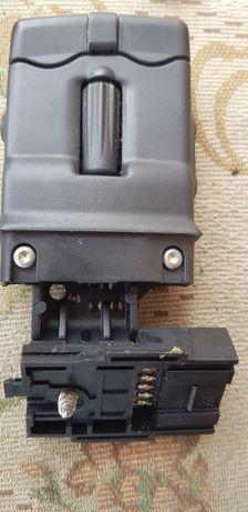 Автомагнитола и подрулевое переключение рено меган 2