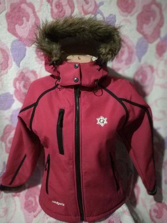 Термо куртка Navigare на 10 лет