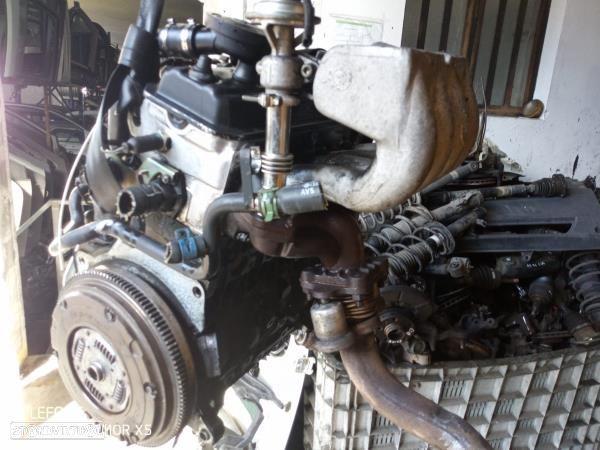 Motor Combustão Volkswagen Golf Iii (1H1)