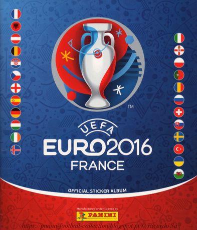Cromos Avulso NOVOS Euro França 2016 panini