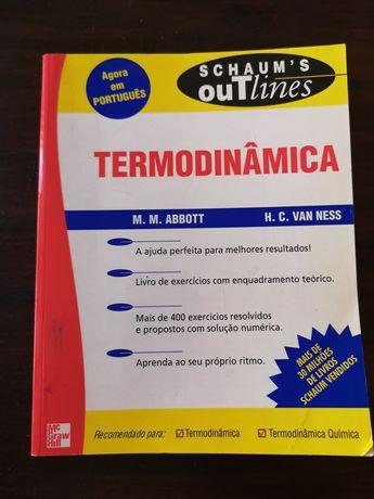 Livro Termodinâmica