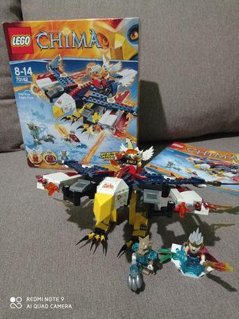 Klocki LEGO Chima 70142