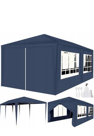 Pawilon ogrodowy Namiot 3x6 + 6 Ścianek