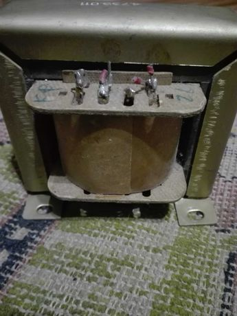 Трансформатор с акустики КинАп