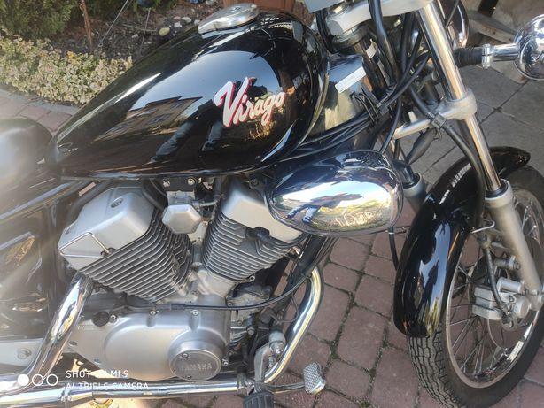 Yamaha xv 250 ..