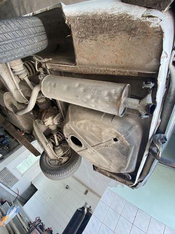 Задній диван з підголовниками 190 мерседес w 201 кузов
