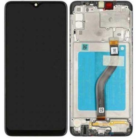 Wyświetlacz LCD Samsung A20s A207 montaż
