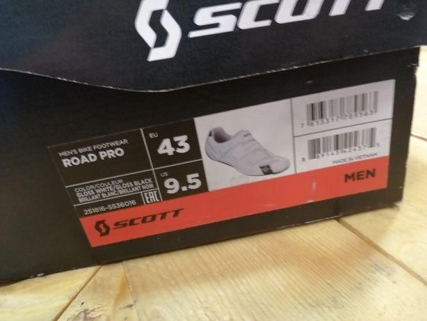 Nowe buty szosowe Scott Road Pro