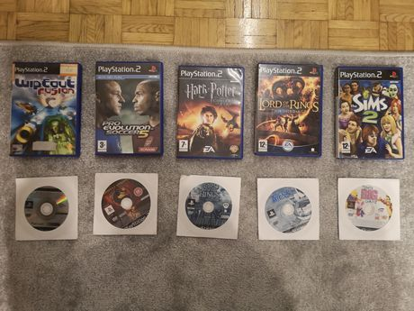 Gra PlayStation 2