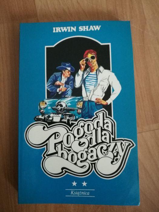 Pogoda dla bogaczy Irwin Shaw