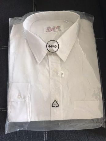 Белая рубашка Германия новая хл-хххл