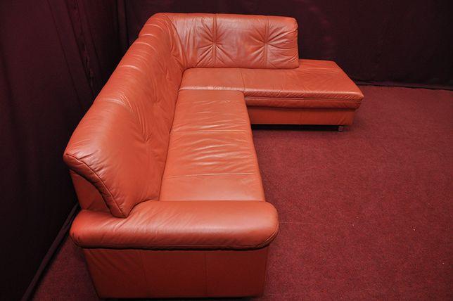 Шкіряний диван! Шкіряний куток. Кожаный уголок. Привезений з Европи