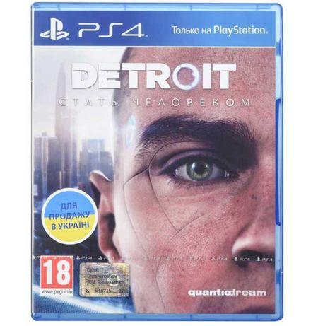 Игра Detroit Become Human для PS4