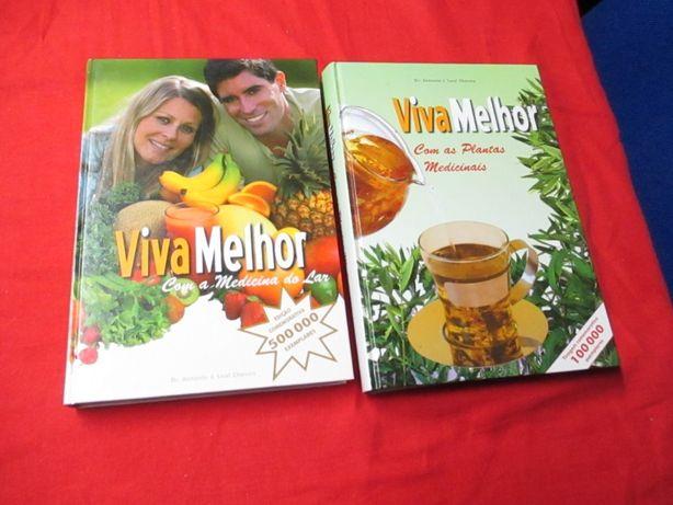 Viva Melhor ( 2 Livros 15 € ) 1 = 10€