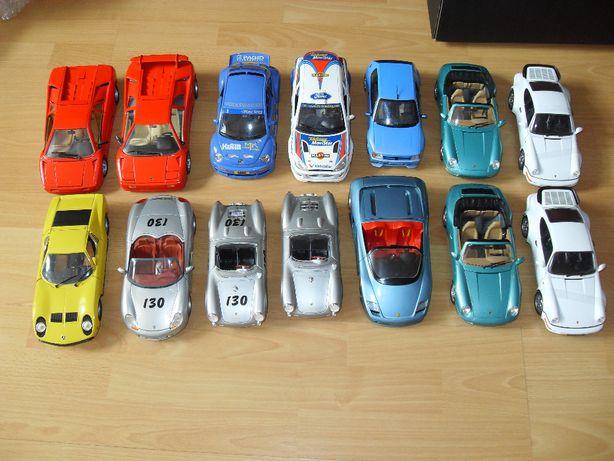 Kolekcja Modeli Model 1:18 Europejskich Sportowych