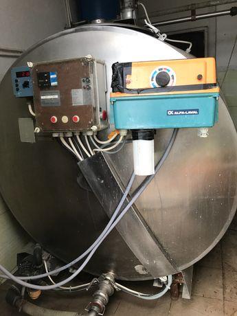Zbiornik do mleka chłodnia schładzalnik do mleka wymiennik ciepła