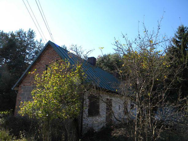 Łódź okolice dom pod lasem 70m2 z działką 1200m2