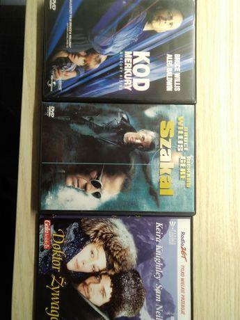 Sprzedam dziewięć filmów na dvd