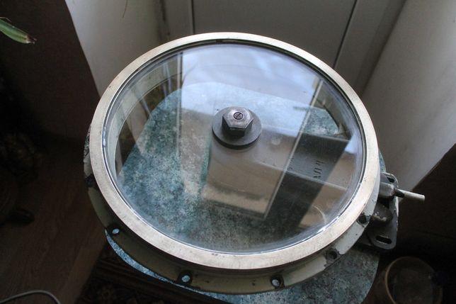 Cудовой центробежный стеклоочиститель из СССР