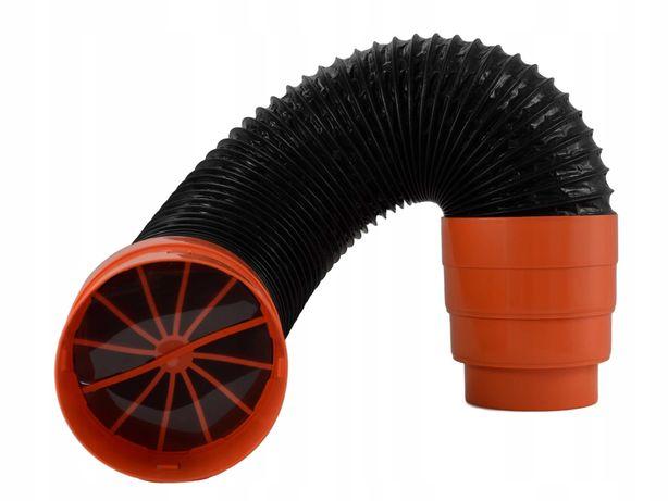 Rura przyłączeniowa 60cm KronoFlex premium 125mm