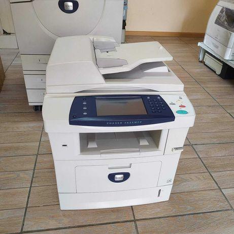 Xerox WC 3635. Гарантия Лазерный сетевой МФУ принтер сканер копир