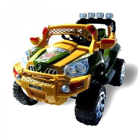Carrinho eletrico Jeep Sahara Novo com Factura e Garantia