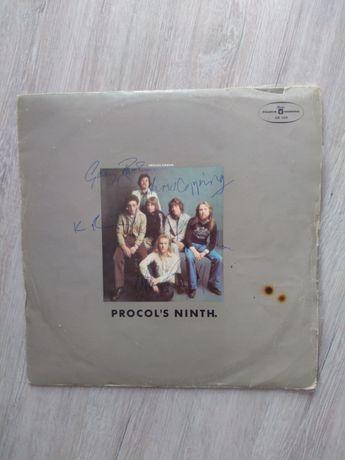 Procol's ninth. Winyl