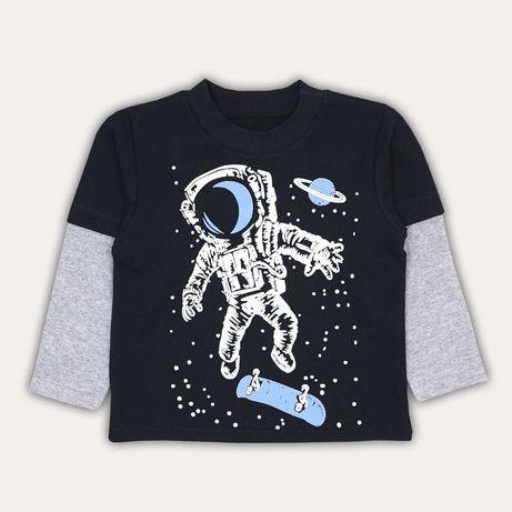 Одежда, кофта , джемпер детский - Космос