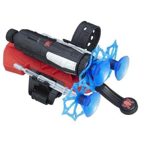 Оружие Человека-Паука дартс с дротиками - липучками