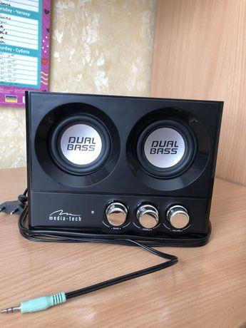 Сабвуфер Media-tech Soundrave 2.2 DUALBASS MT3329