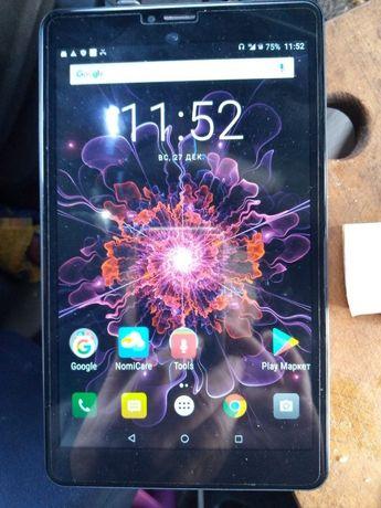 Продам планшет Nomi в хорошем состоянии!!!