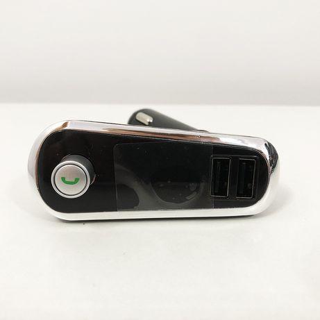 FM Трансмиттер в машину SmartUS G11 BT ФМ модулятор автомобильный. Цве