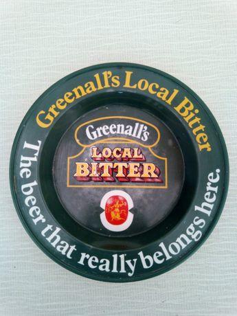 Cinzeiro vintage Greenall's