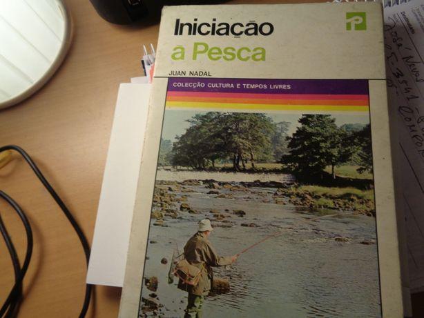 Livro Iniciação Á Pesca 180 Páginas