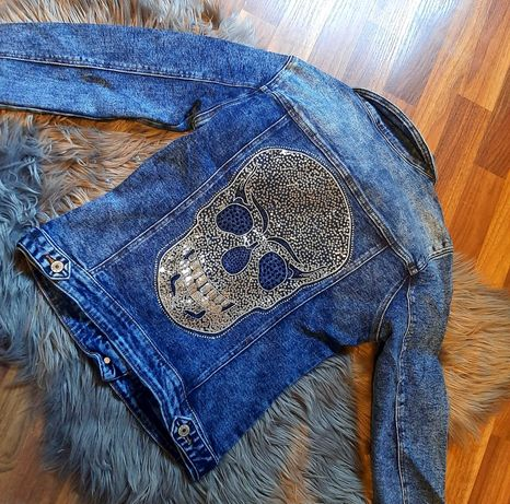 Kurtka jeansowa S, M, L, XL