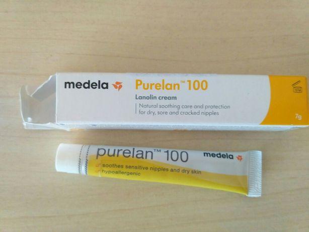 Крем для сосков Medela Purelan 100, 7г [новый]