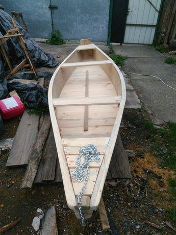 Човен дерев'яний