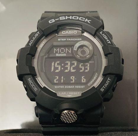 Casio G-Schock GBD-800-1BER (com bluetooh) *NOVO*