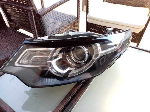 Land Rover Discovery Sport lampa przod lewa xenon
