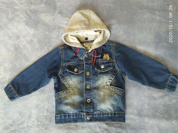 Джинсовая куртка, джинсовка, ветровка, джинсовый пиджак.