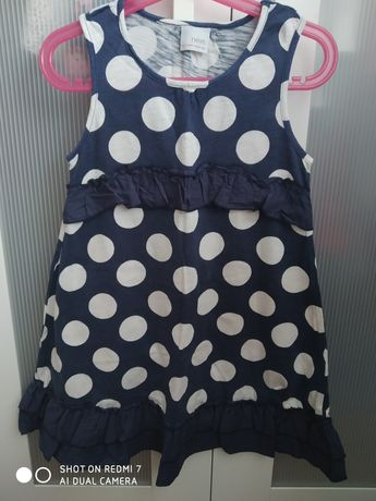 Sukienka letnia Next 110/116