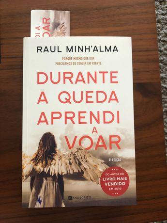 Livro: Durante a queda aprendi a voar