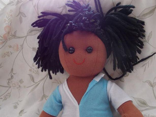 Кукла Лялька мяконабивна мягконабивная 39 см