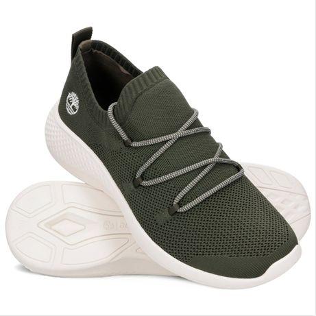 Nowe, Lekkie Buciki Męskie - Sneakersy TIMBERLAND Flyroam GO OXFORD 46