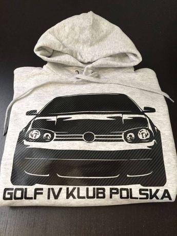 Bluza Golf 4 Klub Polska Karbon
