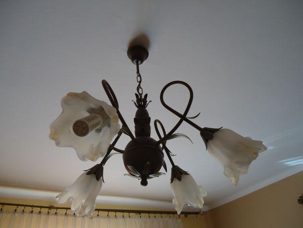Lampa Pokojowa 4 ramienna